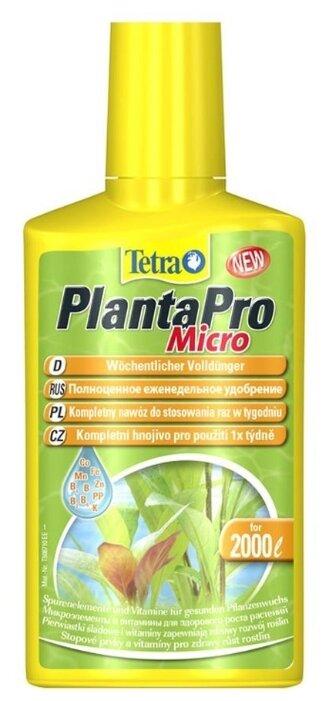 Tetra PlantaPro Micro удобрение для растений
