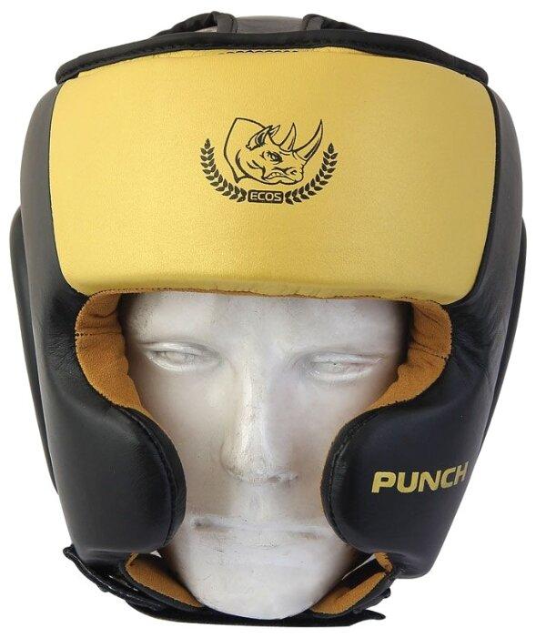 Шлем боксерский ECOS BH-2546L, р. L