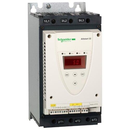 Софтстартер (устройство плавного пуска электродвигателя) Schneider Electric ATS22D62Q