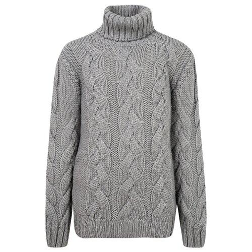Свитер Fred Mello размер 128, серый fred mello свитер