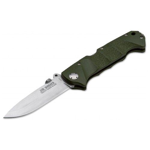 Нож складной Boker RBB bushcraft (3 функций) зеленый