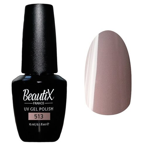 Купить Гель-лак для ногтей Beautix UV Gel Polish, 15 мл, оттенок 513