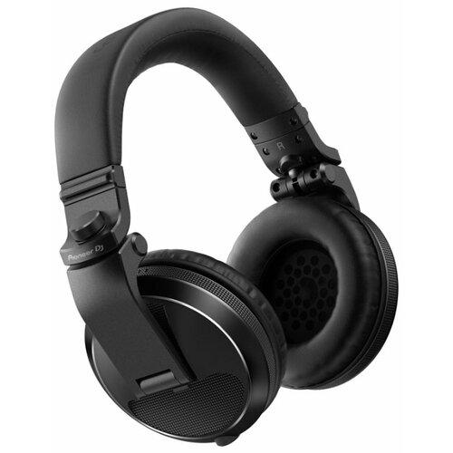 Наушники Pioneer DJ HDJ-X5-K black pioneer hdj 700 k
