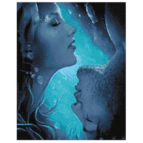 Купить Гранни Набор алмазной вышивки Погружение (ag3421) 38х48 см, Алмазная вышивка