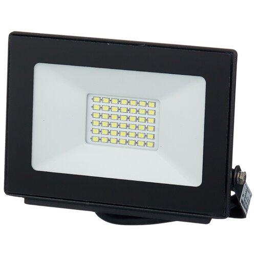 цена на Прожектор светодиодный 30 Вт LLT СДО-5-30 PRO (30Вт 6500К 2250Лм)
