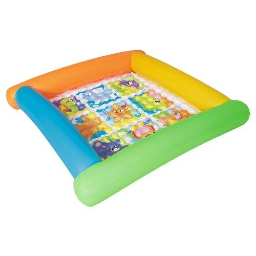 Детский бассейн Bestway 52240 детский бассейн bestway round 2 ring kiddie 51061