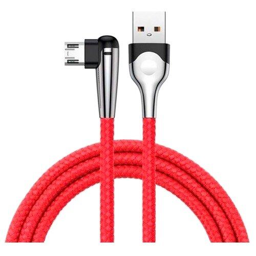 Купить Кабель Baseus Sharp-Bird Mobile Game USB - microUSB 1 м red