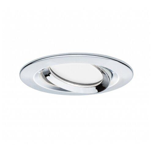Встраиваемые светильники Nova Plus Coin dim 3x6,8W rd schw Ch 93684