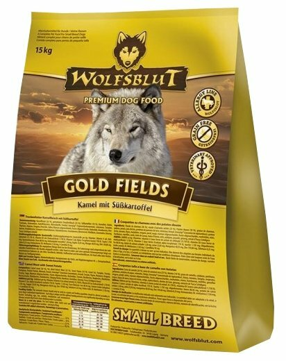 Корм для собак Wolfsblut Gold Fields Small Breed (2 кг)