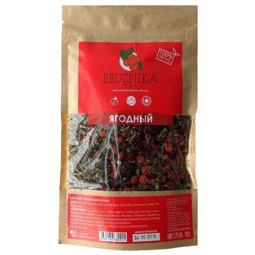 Чайный напиток травяной Brusnika Ягодный, 100 г