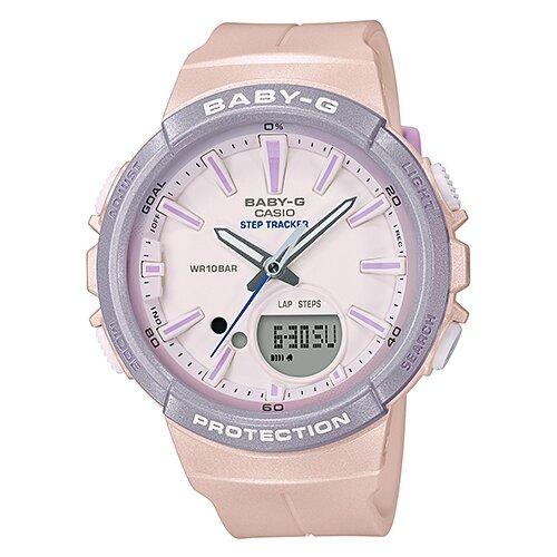 Наручные часы CASIO BGS-100SC-4A наручные часы casio gax 100x 4a