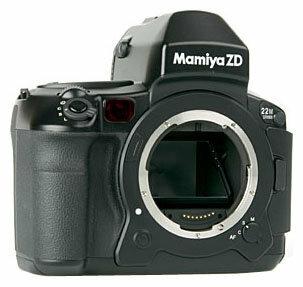 Фотоаппарат Mamiya ZD Body