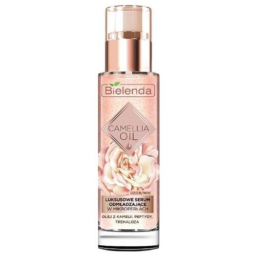 Bielenda Camellia Oil Эксклюзивная омолаживающая сыворотка для лица, 30 мл