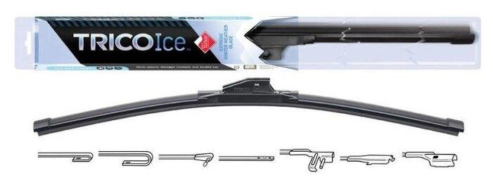 Щетка стеклоочистителя бескаркасная Bosch Aerotwin AR601S 600 мм / 400 мм, 2 шт.