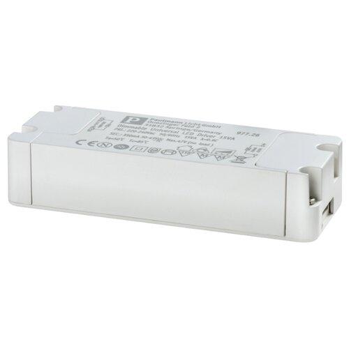 Блок питания для LED Paulmann 97726 15 блок питания для led paulmann 97750 42