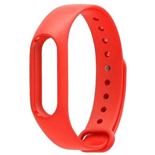 Titan Ремешок силиконовый для Xiaomi Mi Band 2 красный