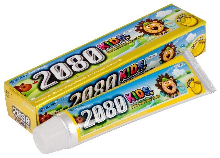 Зубная паста Dental Clinic 2080 Kids Banana 2+