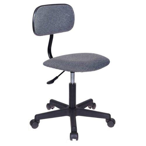 Компьютерное кресло Бюрократ CH-1201NX офисное, обивка: текстиль, цвет: темно-серый 3C1 фото