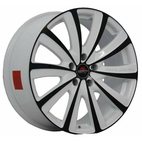 Фото - Колесный диск Yokatta Model-22 6.5x16/5x114.3 D66.1 ET50 W+B скейт ridex skyfall 22