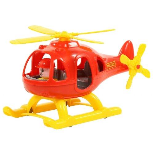 Купить Вертолет Полесье Шмель в сетке (72313) 29.5 см, Машинки и техника