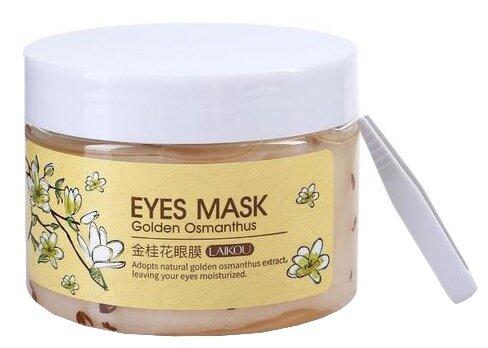 Bioaqua - Laikou Eyes Mask Golden Osmanthus - Маски-патчи под глаза с золотым османтусом, 80шт