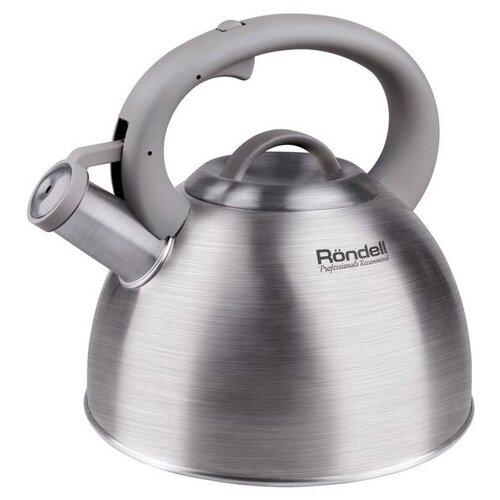 Rondell Чайник Balance RDS-434 3 л, стальной rondell чайник fiero rds 498 3 л красный