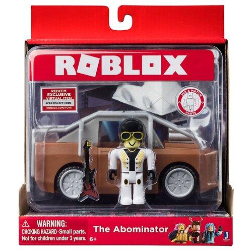 Купить Игровой набор Jazwares Roblox Абониматор 10773, Игровые наборы и фигурки