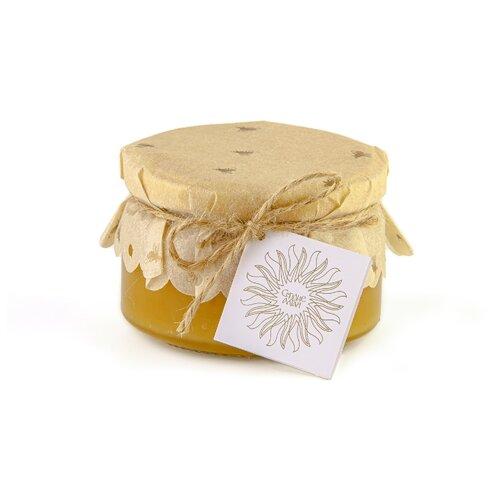 Мед натуральный алтайский таежный Сердце Алтая 250 гр.(эксклюзивный сбор)