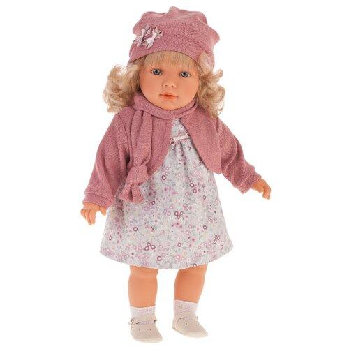 Кукла Antonio Juan Абрил в розовом, 55 см, 1828P фото