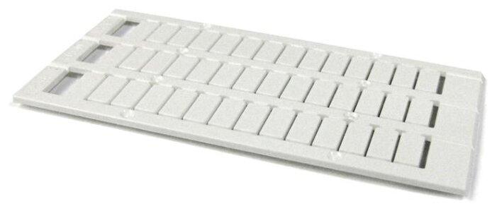 Маркировка для клеммной колодки/ клеммного блока ABB 1SNA231067R2500