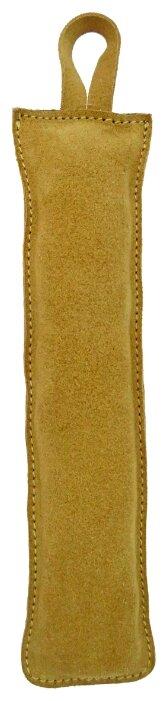 Игрушка для собак Ankur Палочка из буйволиной кожи с петлей 30х5,5 см