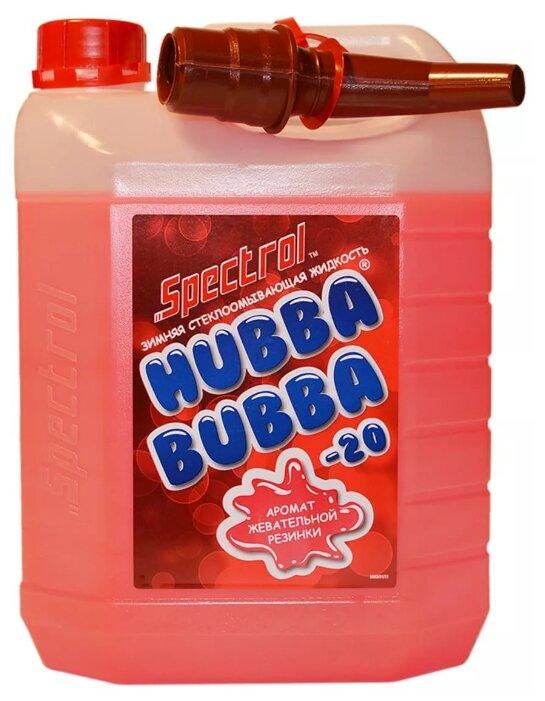 Жидкость для стеклоомывателя Spectrol Hubba Bubba, -20°C, 4 л