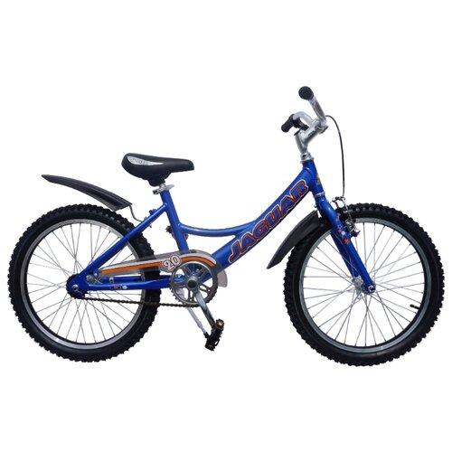 Подростковый городской велосипед JAGUAR MS-202 Alu синий (требует финальной сборки) italline de 202 alu grey