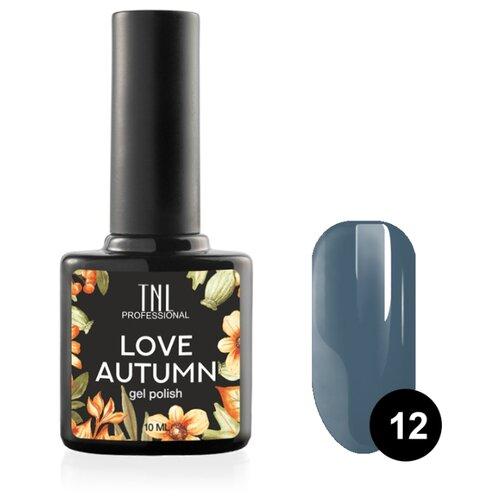 Гель-лак TNL Professional Love Autumn, 10 мл, оттенок №12 - маренго tnl гель лак celebrity 12 elizabeth