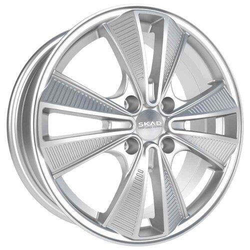 Колесный диск SKAD Эко 6x16/4x98 D58.6 ET35 Селена колесный диск skad титан 7x16 5x139 7 d109 7 et35 селена