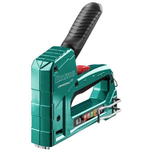 Скобогвоздезабивной пистолет Kraftool 3188 степлер ручной kraftool universal hd 6 в 1 3188