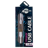<b>Кабель Atcom Premium</b> USB - microUSB (AT9073) 1.8 м ...