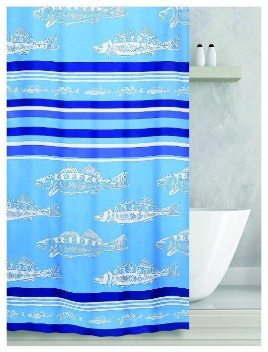 Штора для ванной Bath Plus Floating 180х200