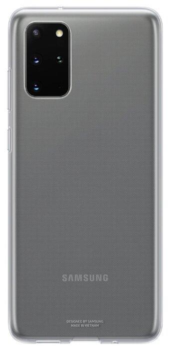 Чехол-накладка Samsung EF-QG985 для Galaxy S20+, Galaxy S20+ 5G — купить по выгодной цене на Яндекс.Маркете