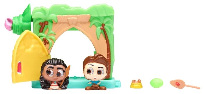 Игровой набор Moose Disney Doorables Моана 69415