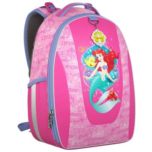 цена на ErichKrause Рюкзак Disney Королевский бал Multi Pack mini 42302, розовый