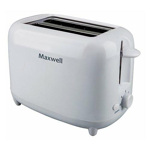 Тостер Maxwell MW-1505, белый