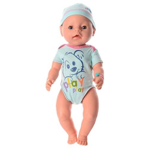 Купить Интерактивный пупс DOLL&ME с аксессуарами, 38 см, 1005, Куклы и пупсы