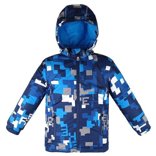 Куртка Reike Military размер 134, голубой