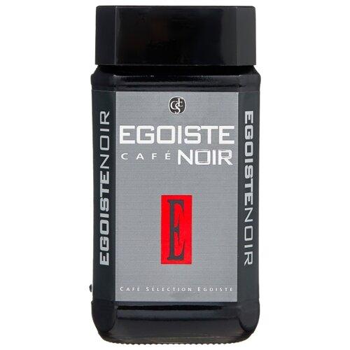Кофе растворимый Egoiste Noir, стеклянная банка, 100 г кофе растворимый egoiste noir пакет 70 г