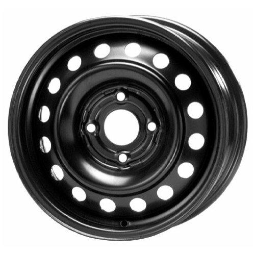 Колесный диск Kronprinz 516010 6x16/5x112 D57 ET53 Black колесный диск kfz 8845 6 0x15 5x112 d57 et55 silver