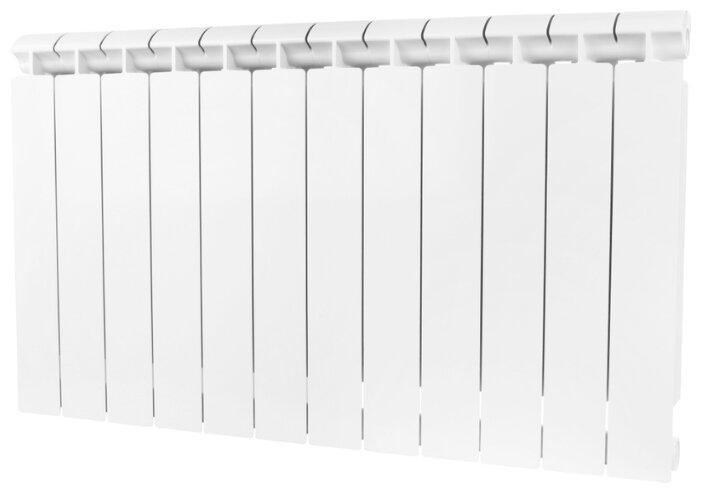 Радиатор биметаллический Global STYLE EXTRA 500 x12 — купить по выгодной цене на Яндекс.Маркете