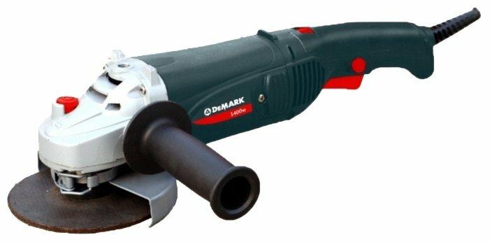 УШМ DeMARK G-8218, 1400 Вт, 125 мм