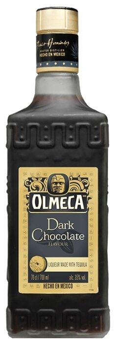 Текила Olmeca Dark Chocolate, 0.7 л
