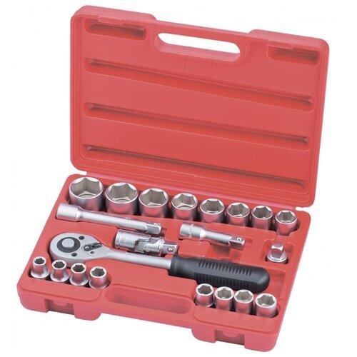 Набор торцевых головок Matrix (21 шт.) 13521Наборы инструментов и оснастки<br>